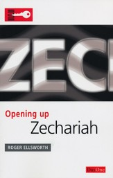 Opening Up Zechariah - Slightly Imperfect