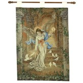 Angel Of Light Wallhanging