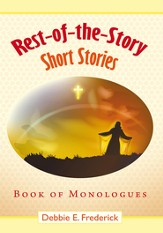 Rest-of-the-Story Short Stories: Book of Monologues - eBook