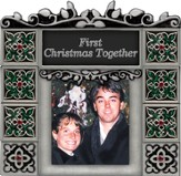 First Christmas Together Photo Frame