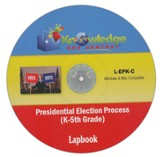 Presidential Election Process Lapbook (K-5th) CDROM