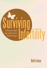 Surviving Infertility: What the Bible Says about Your Baby Hunger - eBook