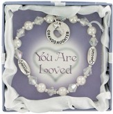 You Are Loved, Granddaughter Stretch Bracelet