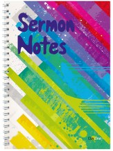Sermon Notes, Stripy