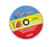Addition & Subtraction Basic Facts Games Lapbook PDF CD-ROM