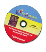 Apologia Human Body: Fearfully & Wonderfully Made 1st Edition Lapbook Journal PDF CDROM