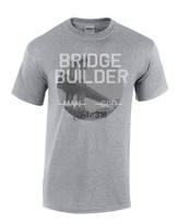 Bridge Builder Shirt, Gray, X-Large
