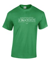 Creation Shirt, Green, XX-Large
