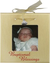 Baptismal Blessings Photo Frame