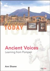 Ancient Voices: Learning from Pompeii