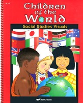 Children of the World Social Studies Visuals--Grades K5 to 1