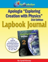 Apologia Exploring Creation With Physics 2nd Edition Lapbook Journal (Printed)