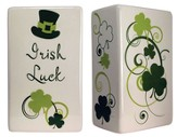 Irish Luck Ceramic Savings Bank