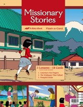 Missionary Stories Flash-a-Card Set
