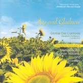 Joy and Gladness CD