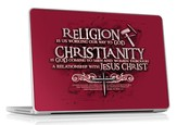 Christianity Laptop Skin