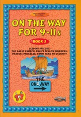 On The Way for 9-11s, Book 3