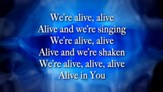 Alive - Lyric Video SD [Music Download]