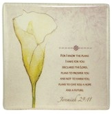Jeremiah 29:11 Ceramic Tile