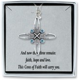 Cross of Faith Pendant