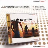 Wash Over Me, CD-ROM Digital Songbook (Worship Leader Assistant)