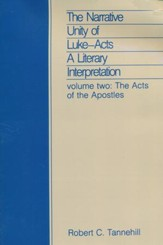 The Narrative Unity of Luke-Acts, A Literary Interpretation, Volume 2