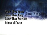 Come Thou Fount Come Thou King (Alternate Version) - Lyric Video SD [Music Download]