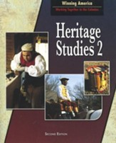 BJU Heritage Studies Grade 2, Student Text (Second Edition)