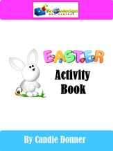 Easter Activity Book (Print Edition)