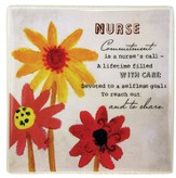 Nurse Ceramic Tile