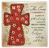 The Cross Ceramic Tile