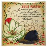 True Friend Ceramic Tile