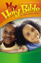 My Holy Bible for African-American Children, NIV - eBook