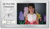 First Communion Photo Frame to Personalize
