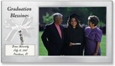 Graduation Blessings Photo Frame