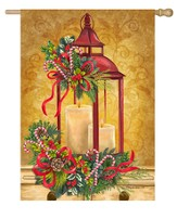 Christmas Lantern Flag, Large