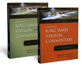 Zondervan King James Version Commentary-Set