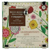 A Grandmother's Love Charm Photo Frame