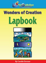 Wonders of Creation Lapbook (Printed Edition)