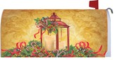 Christmas Lantern Mailbox Cover