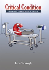 Critical Condition: The Lack of Common Sense in America - eBook
