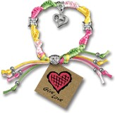 Give Love, Express Yourself Cord Bracelet