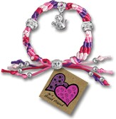 Good Friend, Express Yourself Cord Bracelet
