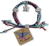 Dare to Dream, Express Yourself Cord Bracelet