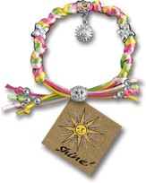 Shine, Express Yourself Cord Bracelet