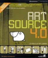ArtSource 4.0: More Than 2,000 Youth Group-Specific Images for Every Imaginable Ministry Use! CD-ROM