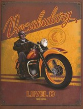 BJU Vocabulary Level D (Grade 10) Student Worktext, Third Edition
