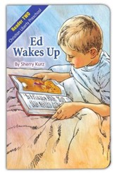 Ed Wakes Up, Christian Liberty Preschool Reader 2  Christian Liberty Preschool Reader 2