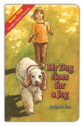 My Dog Goes for a Jog Christian Liberty Preschool Reader 4
