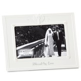 Blessed By Love Photo Frame
